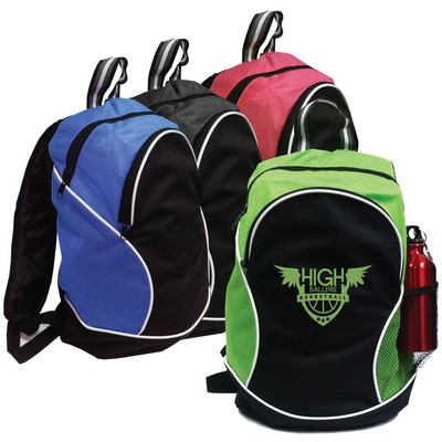 Basic Duffle Backpack